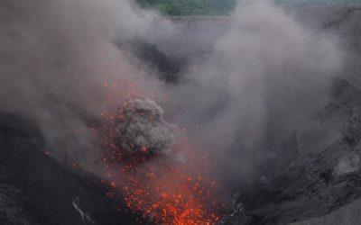 Tanna and the Volcano