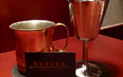 Butler: My favorite cocktail bar in Hong Kong