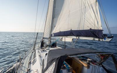 Circumnavigating Denmark
